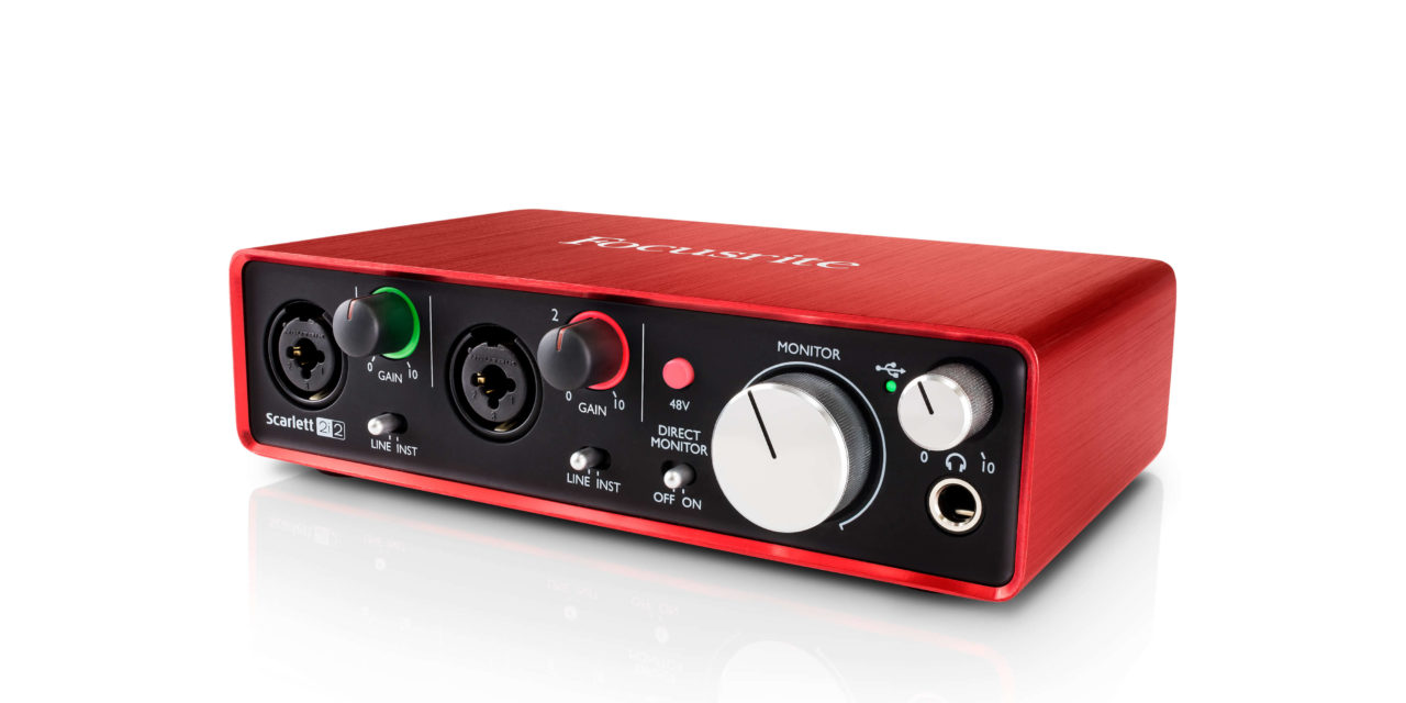 5 Best Audio Interface for Home and Project Studios